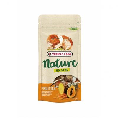 Versale-Laga NEW Nature Snack Fruities 85g-  лакомство за зайци ,морски свнчета и хамстери
