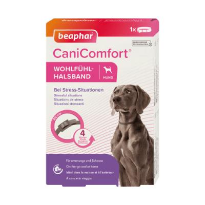 Успокояващ нашийник с феромони за кучета Beaphar CaniComfort Calming Collar