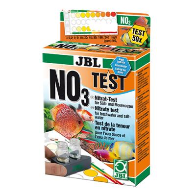 JBL NITRAT TEST-SET NO3 - ТЕСТ ЗА ИЗМЕРВАНЕ НИВОТО НА НИТРАТИТЕ ВЪВ ВОДАТА