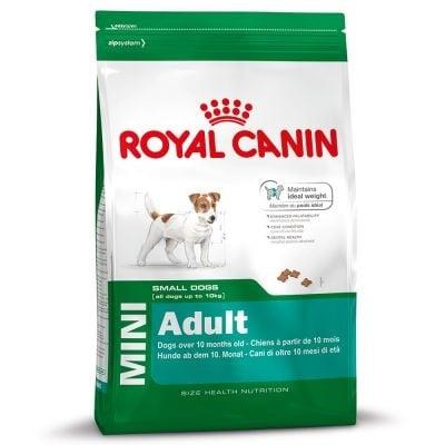 """""""Royal Canin Mini Adult"""" - Храна за кучета в зряла възраст от дребни породи"""