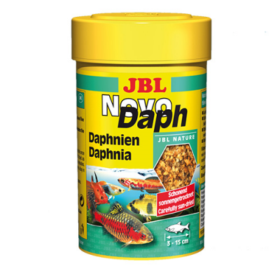 JBL NovoDaph - Дафния - натурална дафния, изсушена на слънце