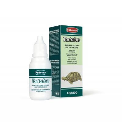 Течна диетична добавка за костенурки Tartafort