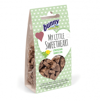 Бисквити за гризачи с глухарче Bunny My Little Sweetheart Dandelion, 30гр