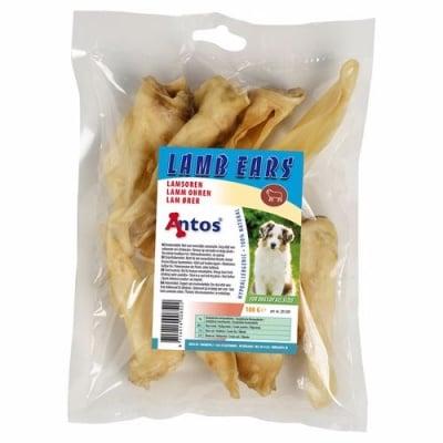 Лакомство за куче Агнешки ушички от Antos, Холандия, 100 гр