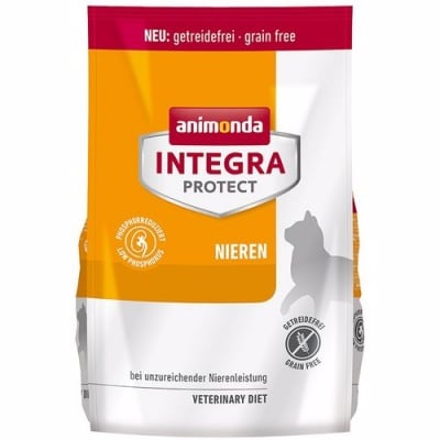 Профилактична храна за котки с хронична бъбречна недостатъчност Animonda Integra Protect Renal Cat, 1.20кг