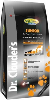 """""""Best Choice"""" – Суха храна за подрастващи кучета от малки и средни породи"""