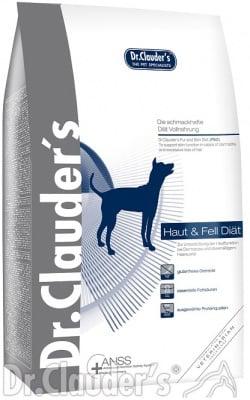 """""""Super Premium Fur and Skin Diet"""" – Супер премиум терапевтична суха храна за кучета за здрава кожа и блестяща козина"""