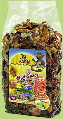 """Дегу Snack"" - Хранителна добавка за Дегу"