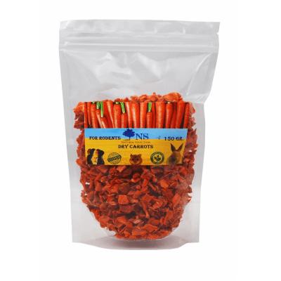 Сушени моркови за гризачи Natural Selection , 150гр