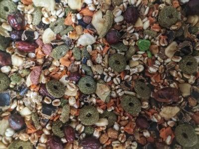 Храна за гризачи микс от семена и шипки Natural Selection, 100гр, насипно
