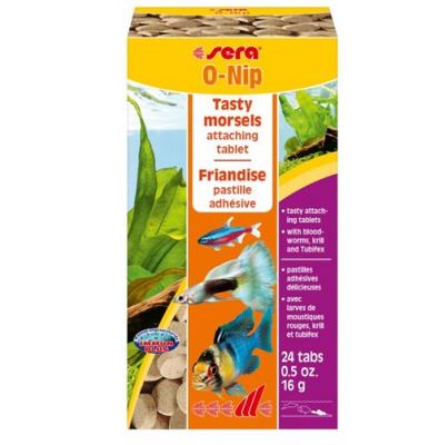 Храна за рибки O- nip от Sera Германия