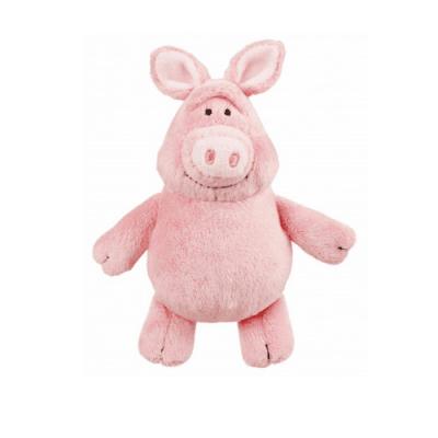 Играчка за куче Плюшено прасенце - 14,30 см.
