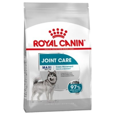 Royal Canin Maxi Joint Care 3.00кг; 12.00кг- Премиум самостоятелна храна за израснали кучета от големи породи с чувствителни стави
