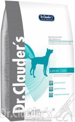 """""""Super Premium Liver Die""""t – Супер премиум терапевтична диетична суха храна за кучета, подпомагаща черния дроб"""