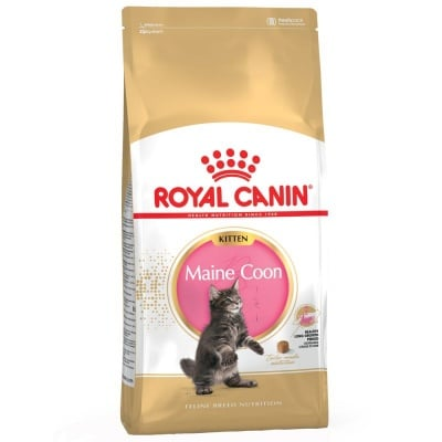 Храна за малки котенца от породата Мейн Куун Royal Canin Maine Coon Kitten, 2.00кг