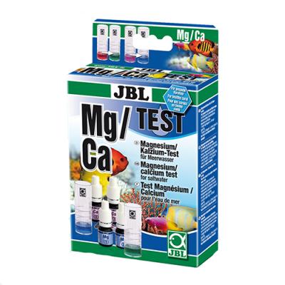 JBL MAGNESIUM/ CALCIUM TEST-SET MG/CA-ТЕСТ ЗА ИЗМ.НА СЪОТ. МАГНЕЗИЙ/КАЛЦИЙ ВЪВ ВОДА