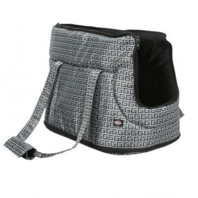 Транспортна чанта за кучета и котки до 7кг Trixie Riva, 26х30х45, два цвята