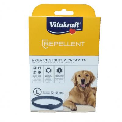 Противопаразитна каишка за кучета Vitacraft, 75см