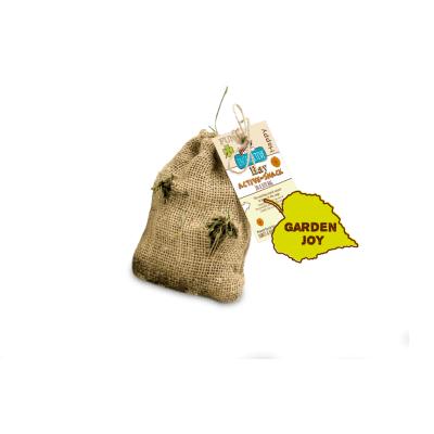 Интерактивен снакс от сено и добавки Градинско щастие за гризачи Bunny Heu Active-Snack, 30гр