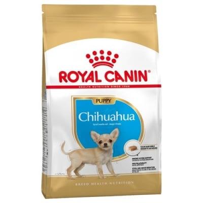 Royal Canin Chihuahua Junior  0.500кг; 1,5 кг