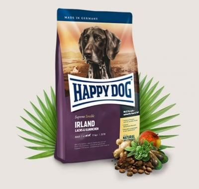 Храна за кучета Happy Dog Супер Премиум Ирландия  - три разфасовки