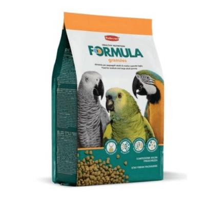 FORMULA GRANULES - Гранулирана храна за средни и големи папагали, 1.4 кг.