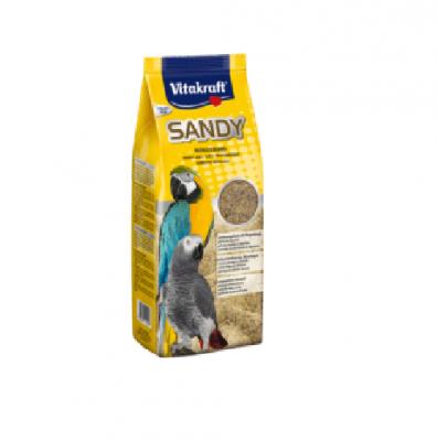 Пясък за големи папагали Vitakraft Sandy, 2.50кг