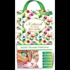 """""""Indian Cat Litter"""" - Силно абсорбираща котешка тоалетна - два аромата"""