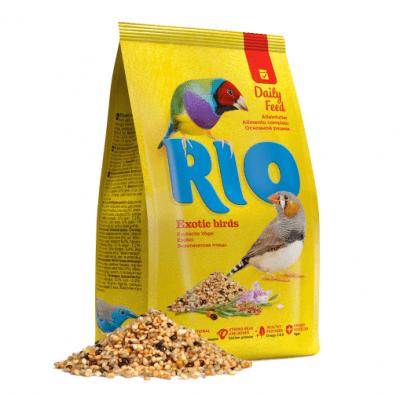 Ежедневна храна за екзотични птици, RIO, 500 g