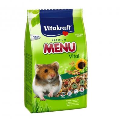 Храна за хамстери Vitakraft Premium Menu Vital, две разфасовки