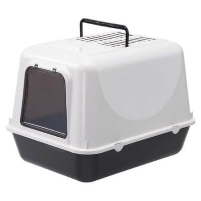 Закрита котешка тоалетна FERPLAST CAT 20 - 39.5x52.5x38h