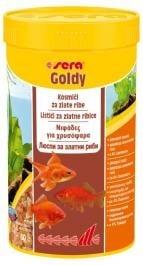 """""""Goldy"""" - Храна за рибки"""