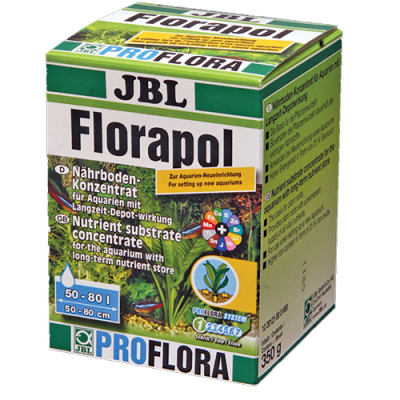 Florapol - Концентриран подхранващ субстрат с продължително освобождаване на хранителните вещества - 350гр; 700гр
