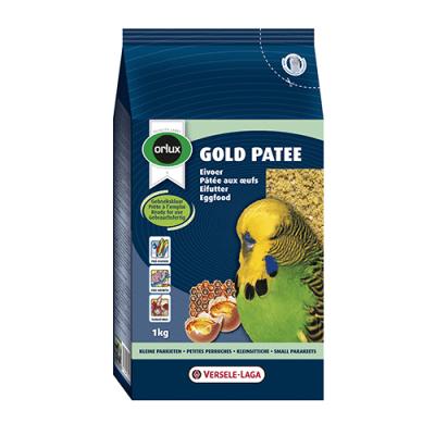 """Gold Patee Small Parakeet"" - Мека яйчна храна за малки папагали"