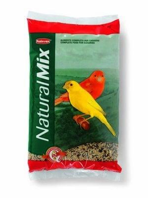 """""""Natural Mix"""" - Пълноценна храна за канари"""