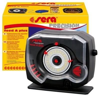 """Sera Feed A Plus"" - автоматична хранилка за аквариум"