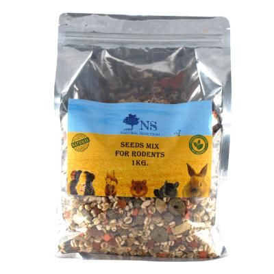 Храна за гризачи микс от семена и шипки Natural Selection, 1.00кг