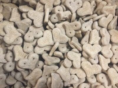"""""""Сърце"""" - Бисквитки за кучета"""