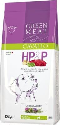 Храна за кучета с конско месо,картофи и грах