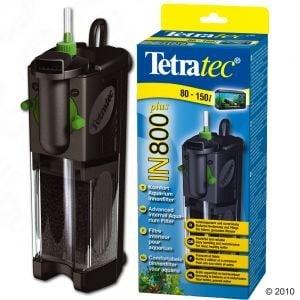"""""""Tetra IN 600 plus"""" - Вътрешен филтър за аквариуми до 100 л."""