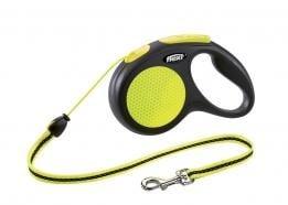 """""""Flexi NEON"""" - Автоматичен повод с въже за кучета"""
