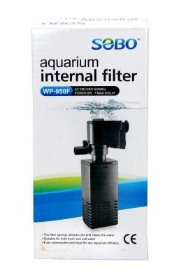 """""""Sobo WP 950 F"""" - Вътрешен филтър за аквариум"""