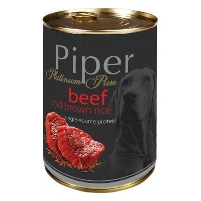 """""""Piper Platinum Pure"""" - Храна за кучета с чувствителна храносмилателна система"""