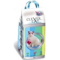 """""""Clever Cat"""" - Силно абсорбираща котешка тоалетна - различни аромати"""