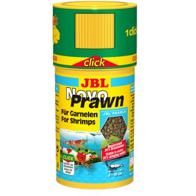 JBL NovoPrawn Click 100ml - Храна за едри скариди – гранули.