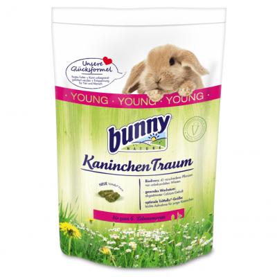 Храна за зайчета до 6-ия месец Bunny YOUNG, три разфасовки
