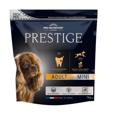 Храна за пораснали кучета от дребни породи Flatazor Prestige ADULT MINI, три разфасовки