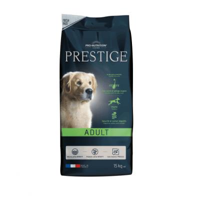 Храна за пораснали кучета от всички породи Flatazor Prestige Adult, две разфасовки