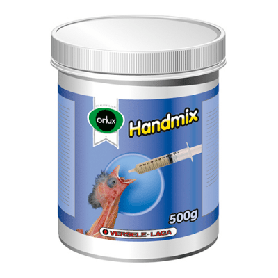 """""""Handmix"""" - Храна за ръчно хранене на новоизлюпени канари и малки птици"""