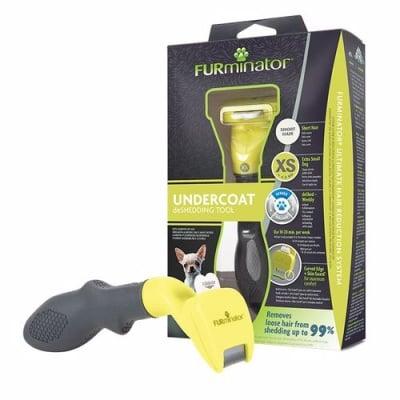 FURminator за малко куче с къса козина, до 4.5кг, XS